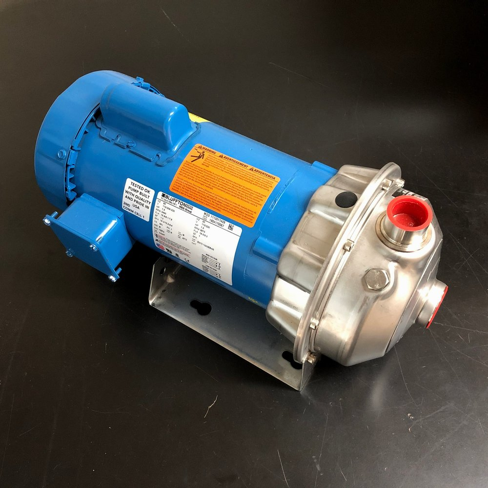 PU0222 - Wash Pump, Gould