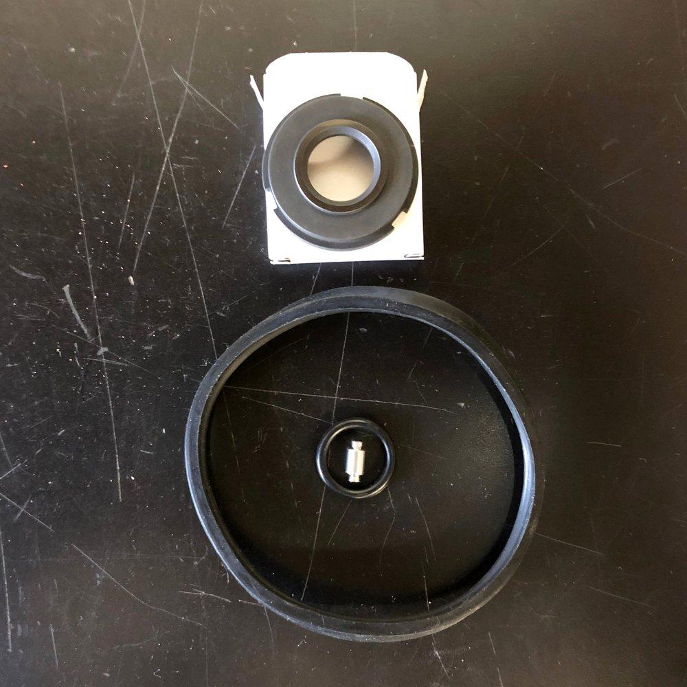 PU0067RK - Seal Kit, AMPCO Pump    (Kit Includes: Case Gasket, SC Seal, O-ring Seal)