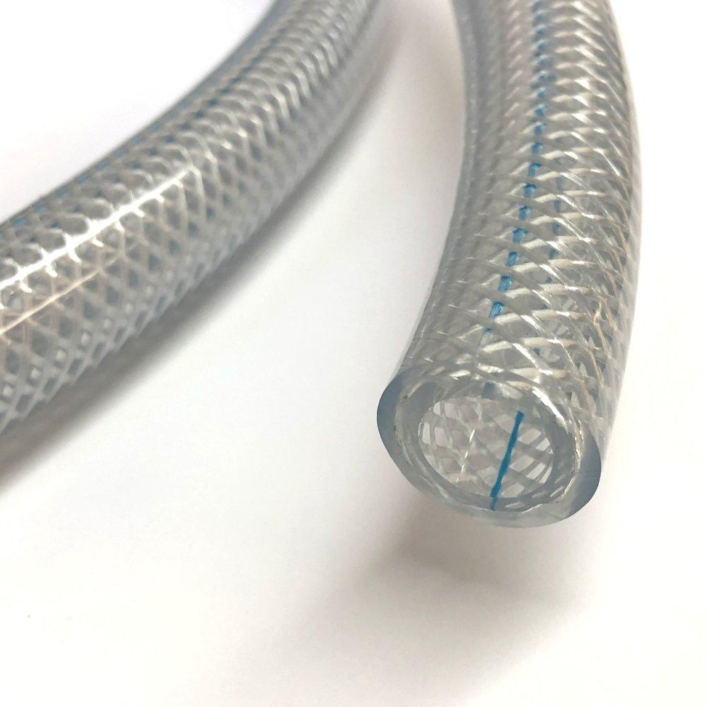 "SS0202 - Tygon Hose, 1/2"" ID (Standard Size: 5ft./hose)"
