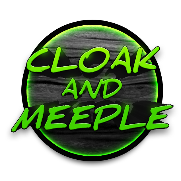 Cloak and Meeple  - Video ReviewsRating: PG