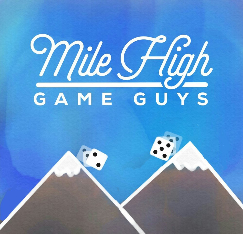 Mile High Game Guys - Weekly PodcastRating: R