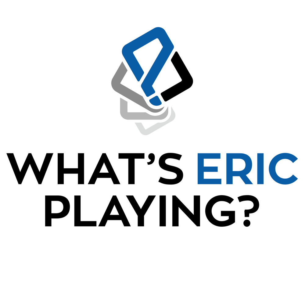 What's Eric Playing?  - Written ReviewsPhotographyRating: PG