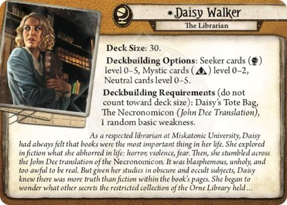 Daisy Walker - Back