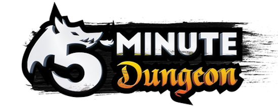 Moes Game Table 5 Minute Dungeon Preview