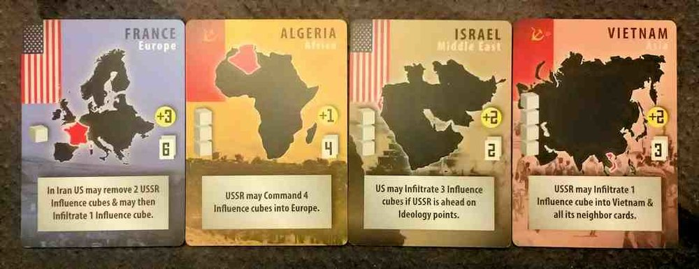 Iron Curtain Cards