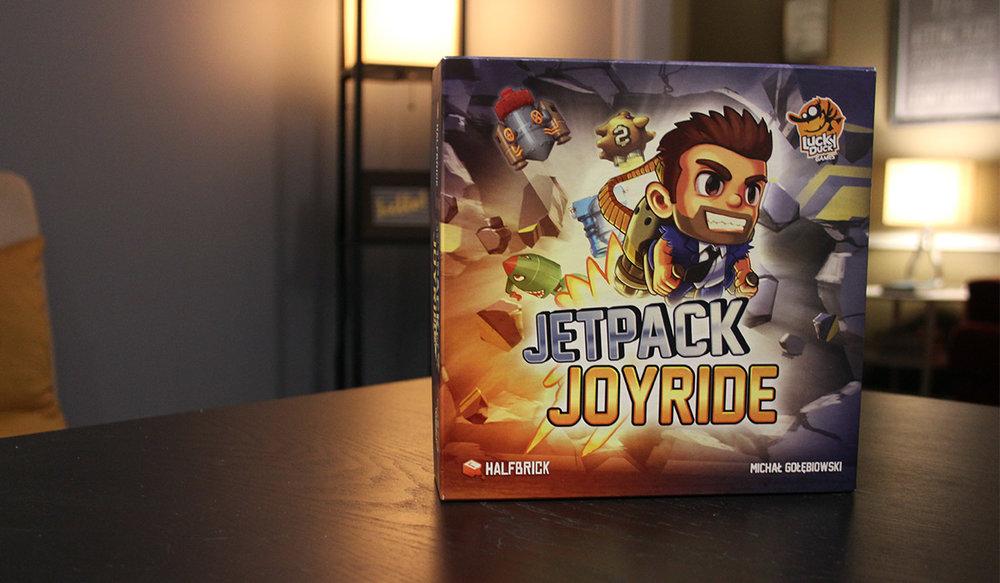 One Board Family: Jetpack Joyride Kickstarter Preview — Punchboard Media