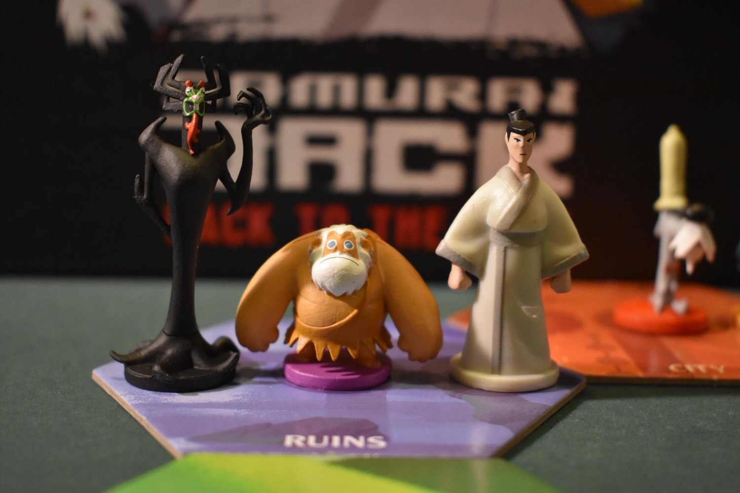 One Board Family Samurai Jack Back To The Past Review Punchboard Media