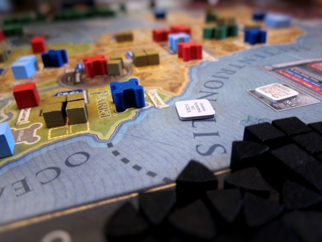 Pendragon: The Fall of Roman Britain, designed by Morgane Gouyon-Rety