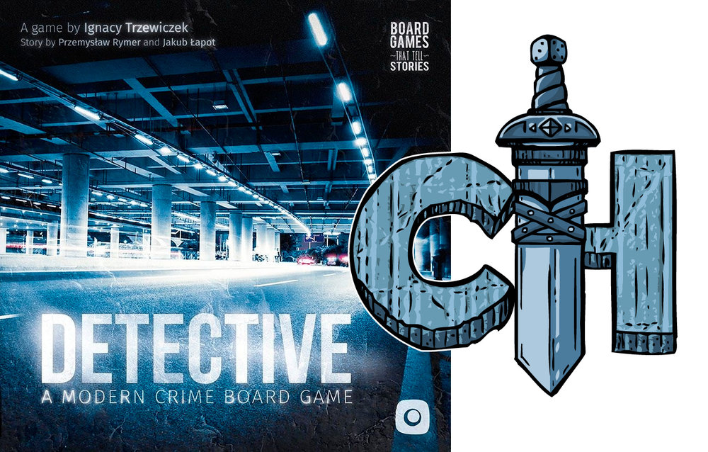 The Cardboard Hoard: Initial Thoughts on Detective - A