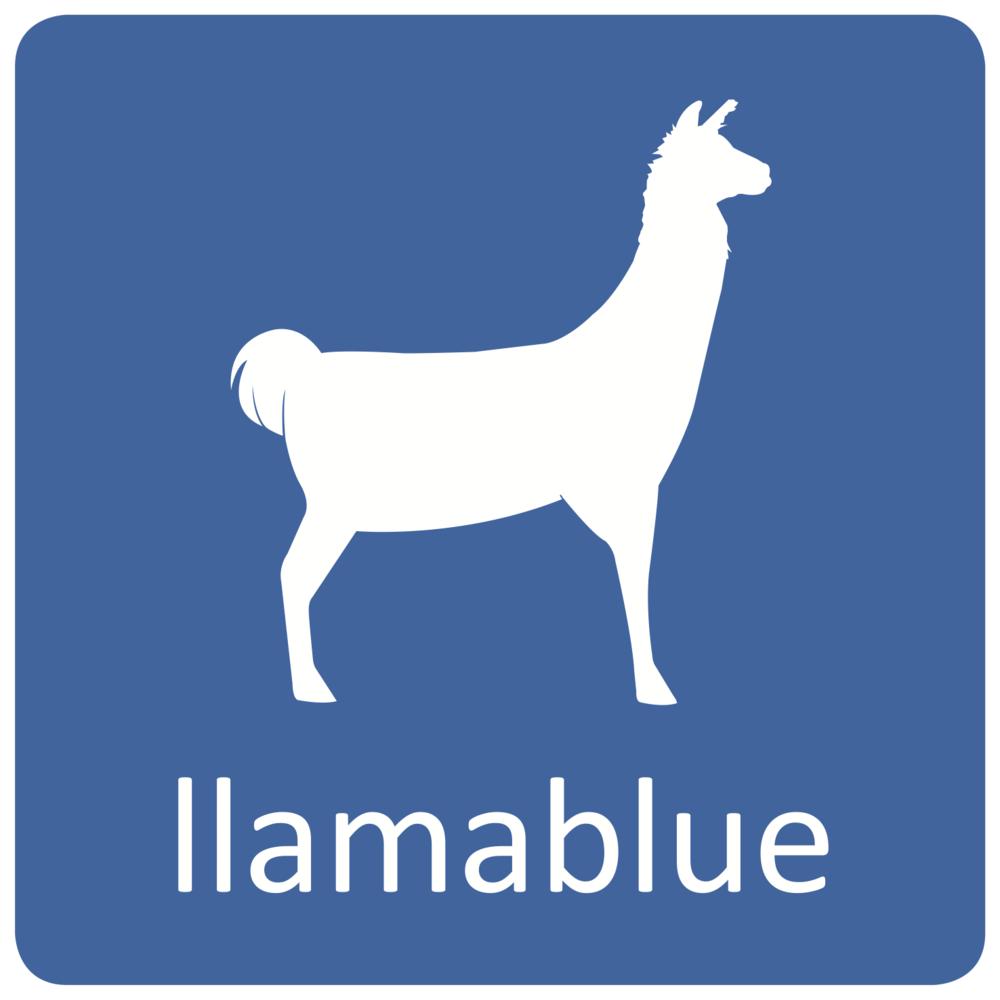 Llamablue Web design