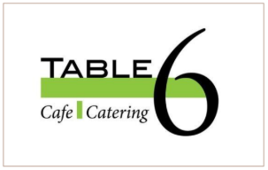 Table 6 Cafe and Casual Dining