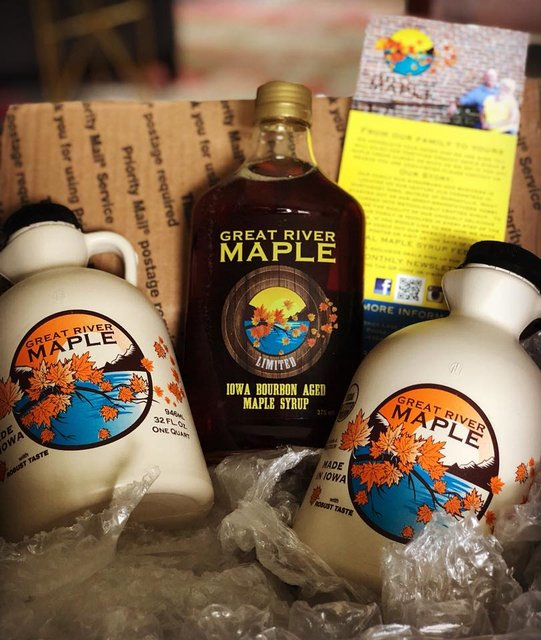 Great River Maple Syrup- $20