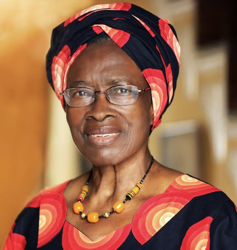 Prof.Miriam K Were -