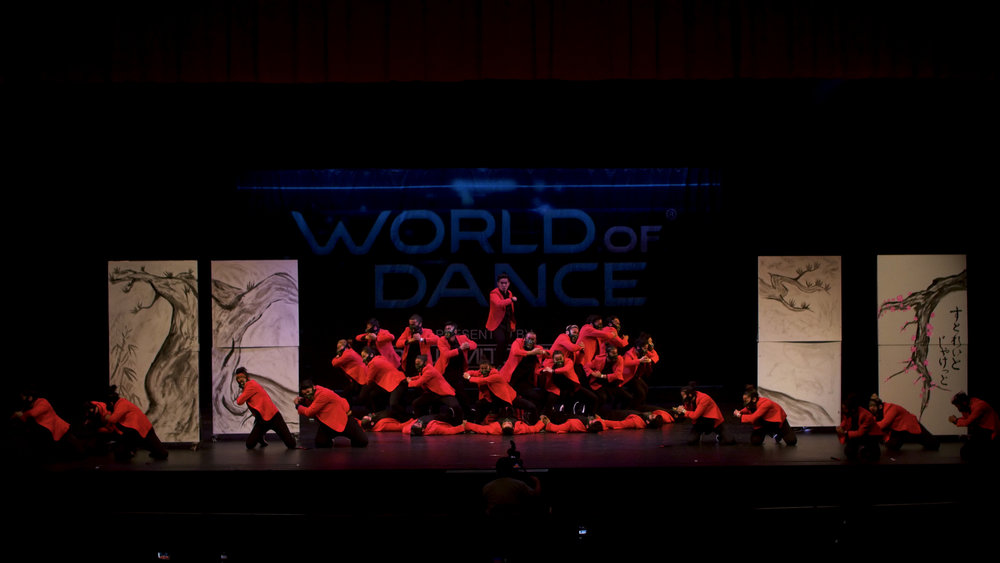 1ST PLACE | BEST COSTUME | UPPER DIVISION WORLD OF DANCE BAY AREA 2017