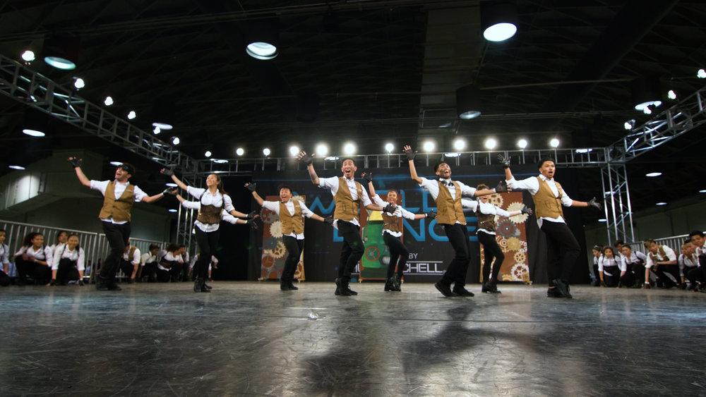 1ST PLACE | BEST THEME | BEST COSTUME |UPPER DIVISION WORLD OF DANCE LA 2017