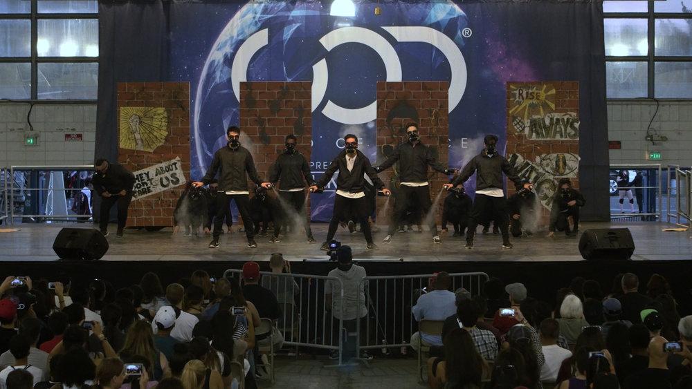 WORLD OF DANCE BAY AREA 2016