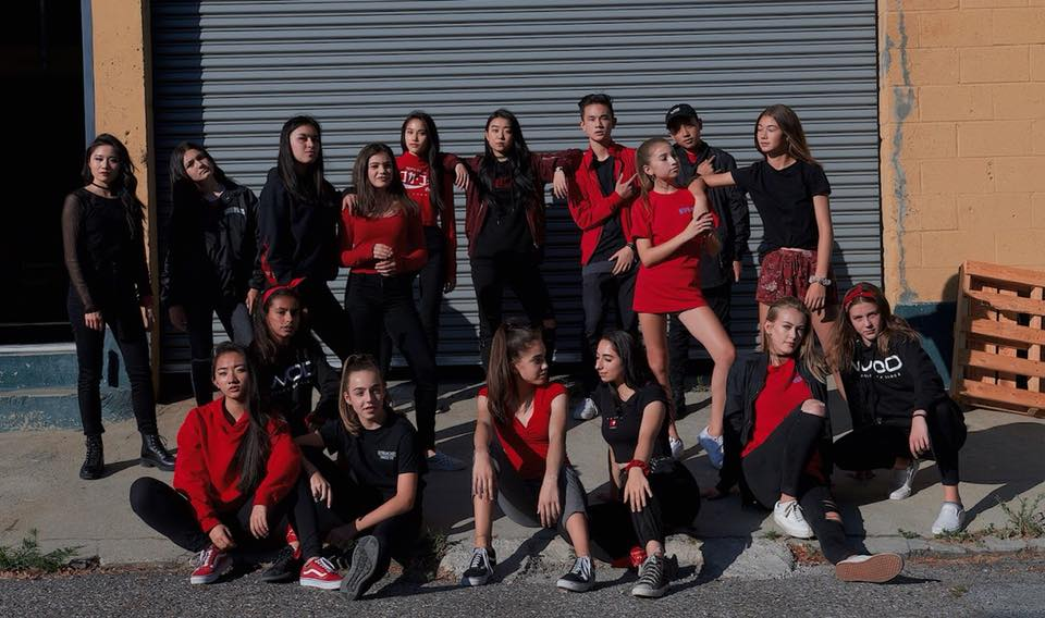 Bay Area Junior Division Dance Crew •Trained under  @str8jacket_