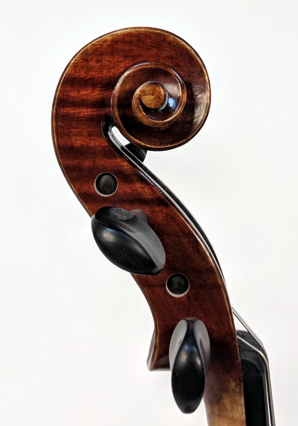 Moon River Violin, 2017