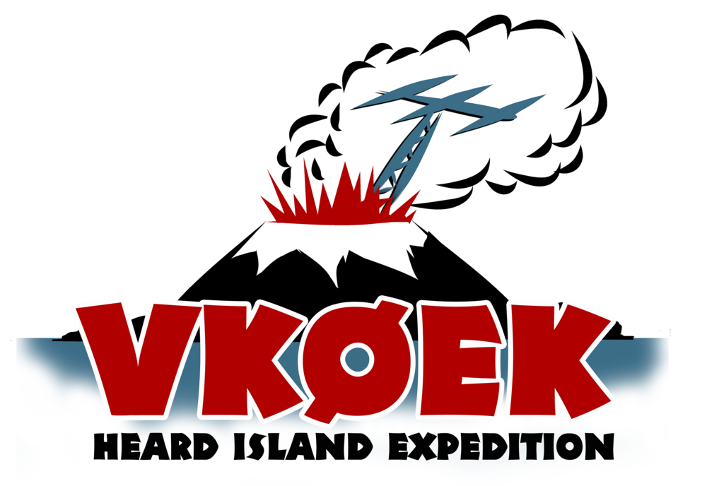 ©2017 VKØEK Heard Island Expedition