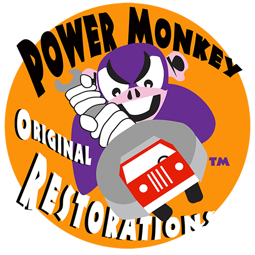 ©2017 Power Monkey Original Restorations