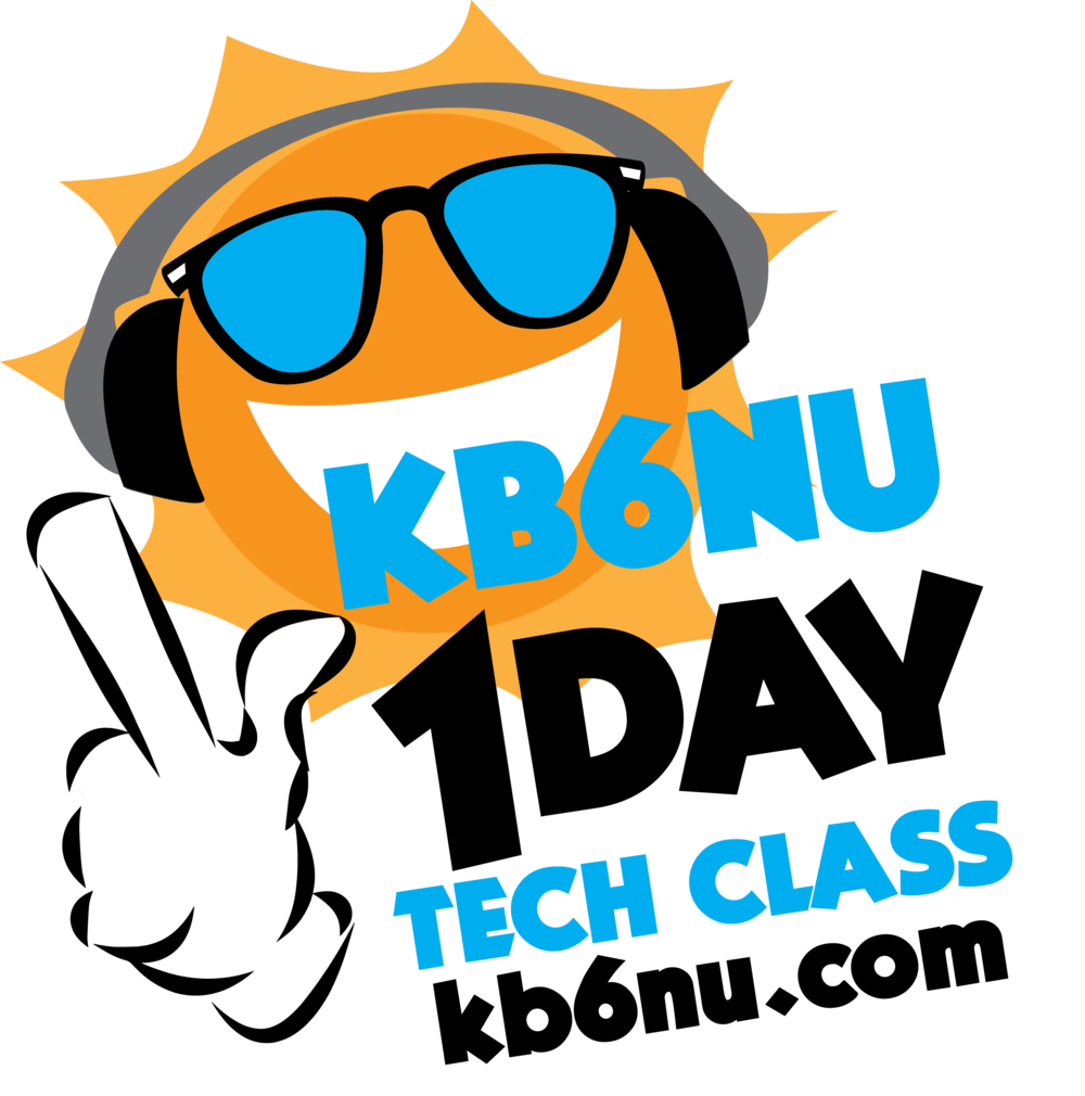 Copy of KB6NU 1-Day Tech Class