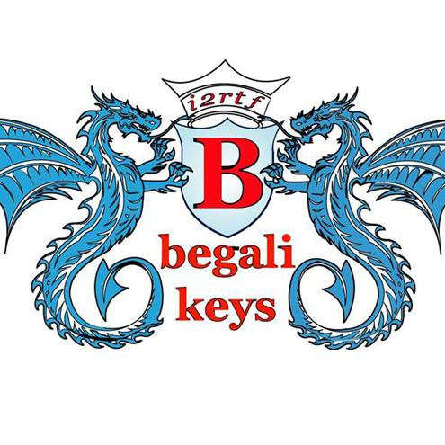 Copy of Begali Keys Logo