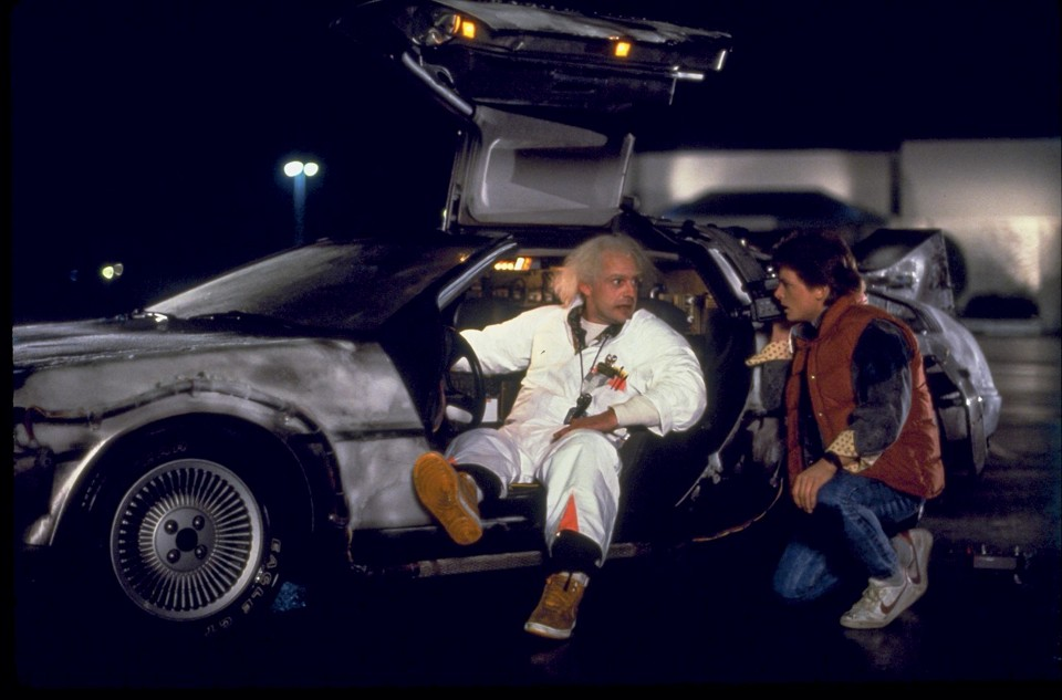 Fillmore is  Special Events  Back To The Future Day  Book Your Special Event
