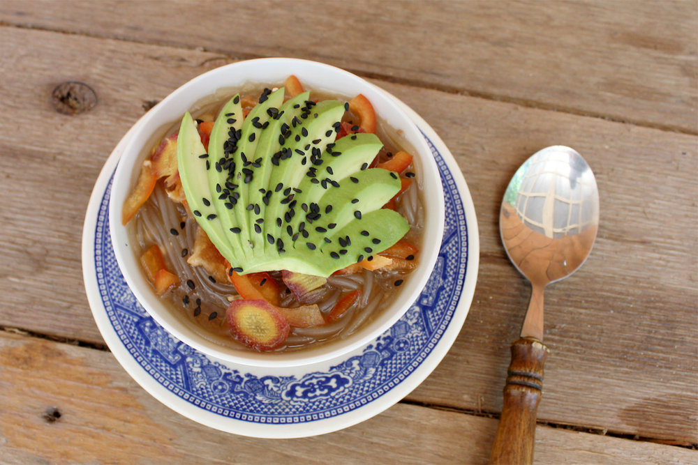 Samurai Strength Miso Recipe by Green Ninja Cooks