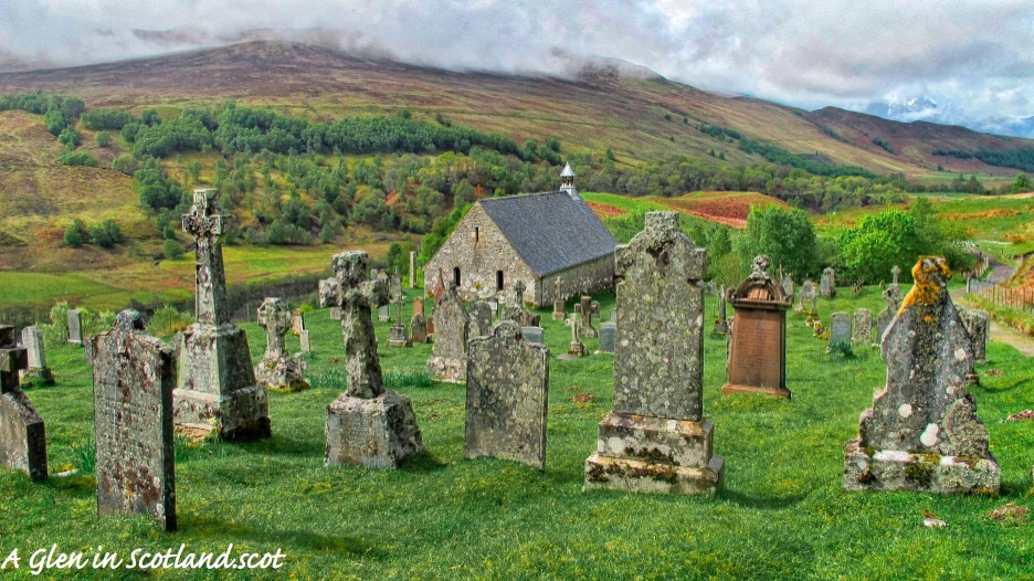 Cille Choirill Church & Graveyard