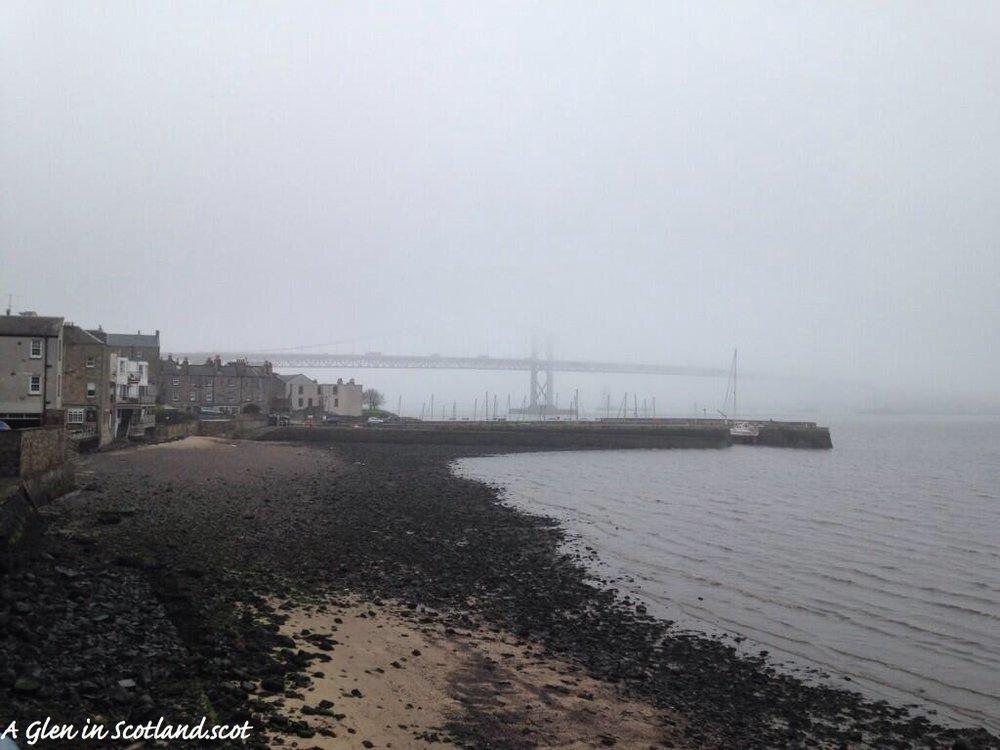 Bridge to Nowhere, South Queensferry