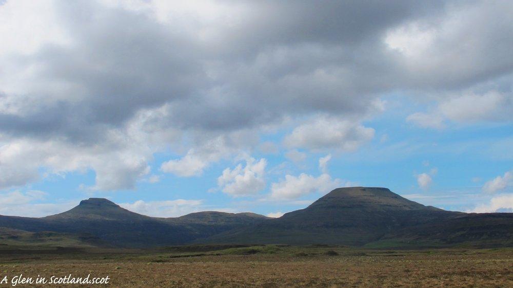 MacLeod's Tables, Isle of Skye