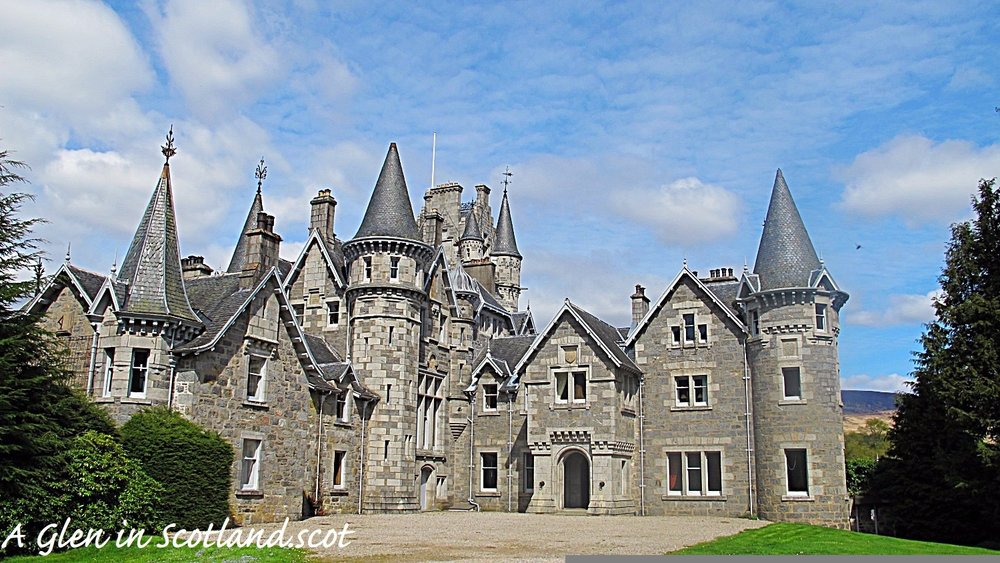 Ardverikie Estate / Glenbogle
