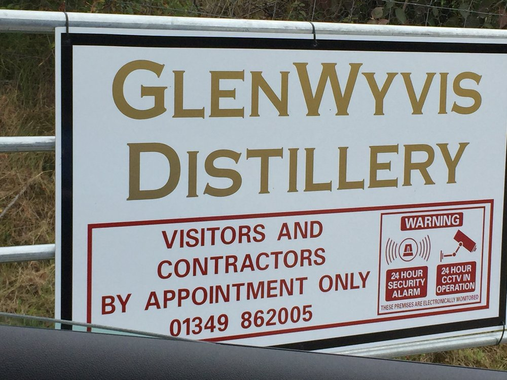 Access to the distillery is quite restricted at present but future plans call for a complete visitor center, however planning issues will have to be overcome and new construction completed.