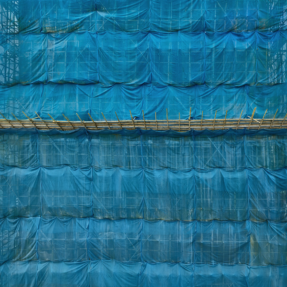 Blue Cocoon #25, Hong Kong - 2015