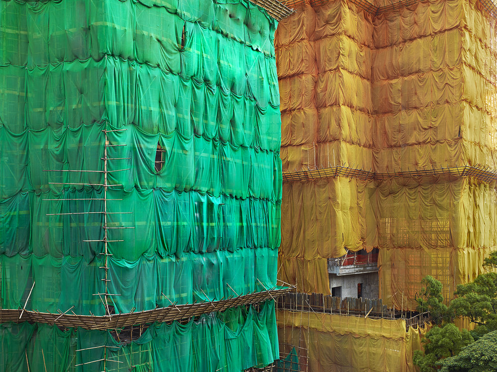 Green - Orange Cocoon, Hong Kong - 2013.jpg
