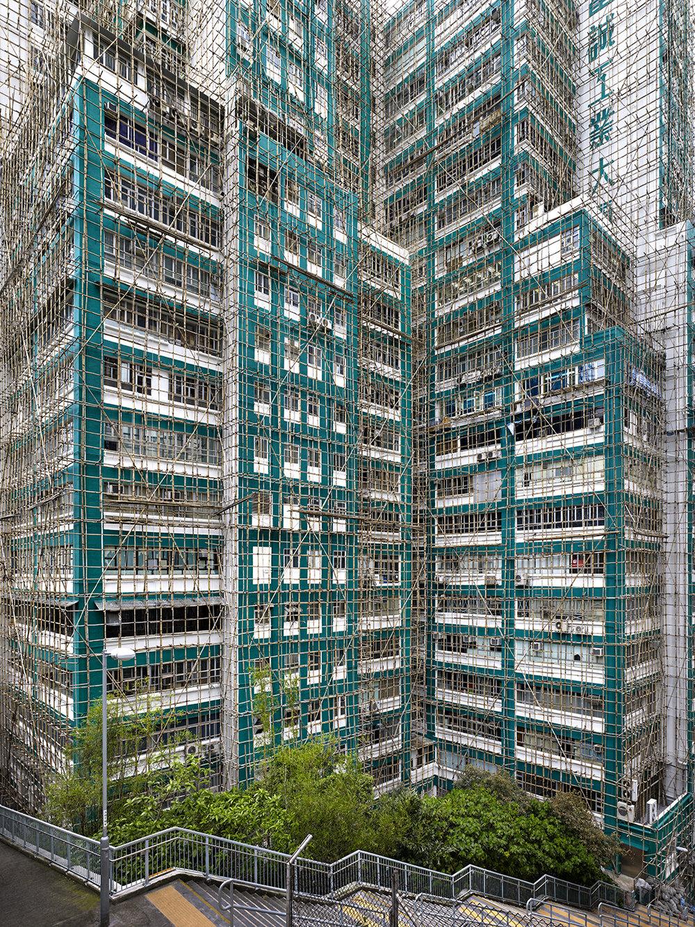 Aqua Cocoon Cage, Hong Kong - 2012