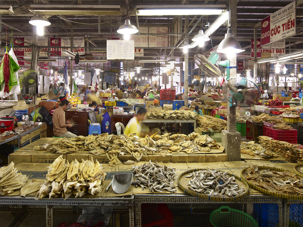 Dried Fish Market #4, Saigon - 2013.jpg
