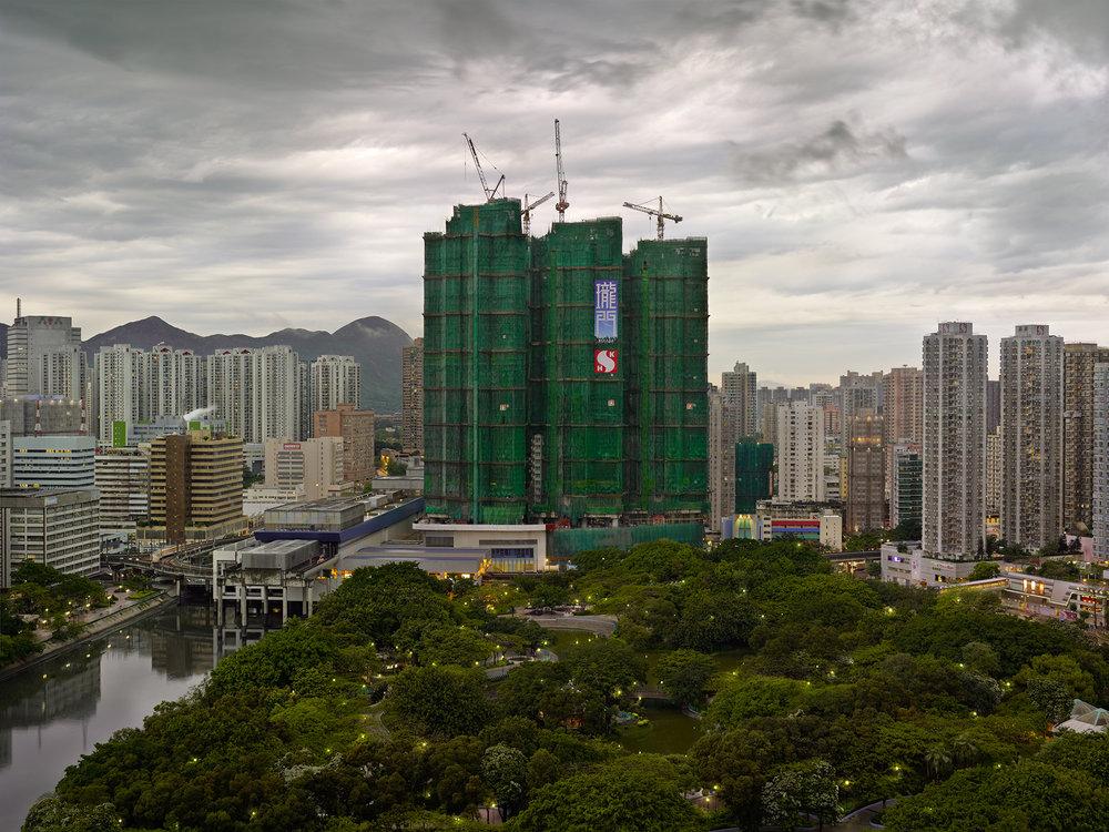 Tuen Mun Cocoon, hong Kong - 2012