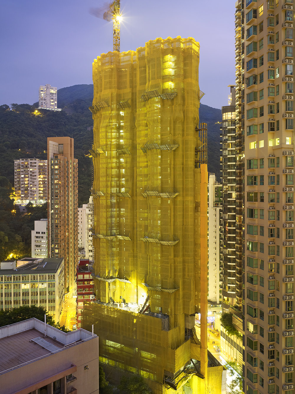 Wanchai Yellow Cocoon, Hong Kong - 2011 copy.jpg