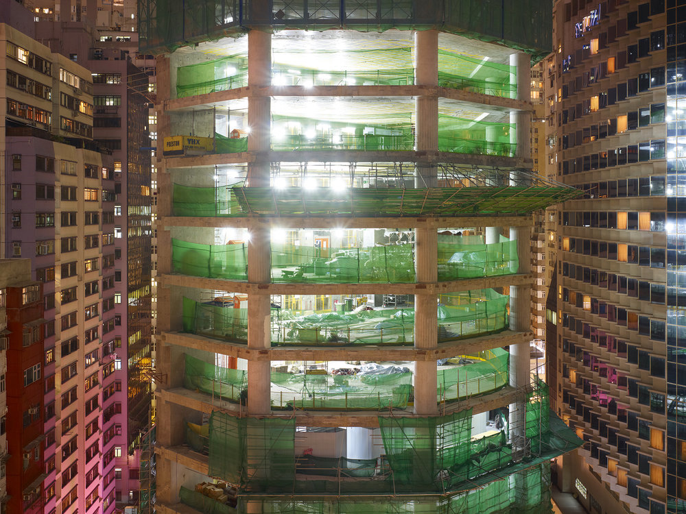 Wanchai Night Cocoon, Hong Kong - 2011 copy.jpg