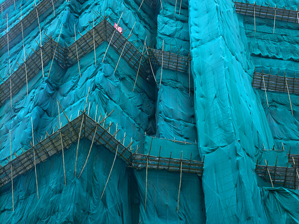 Teal Cocoon #2, Hong Kong - 2011 copy.jpg