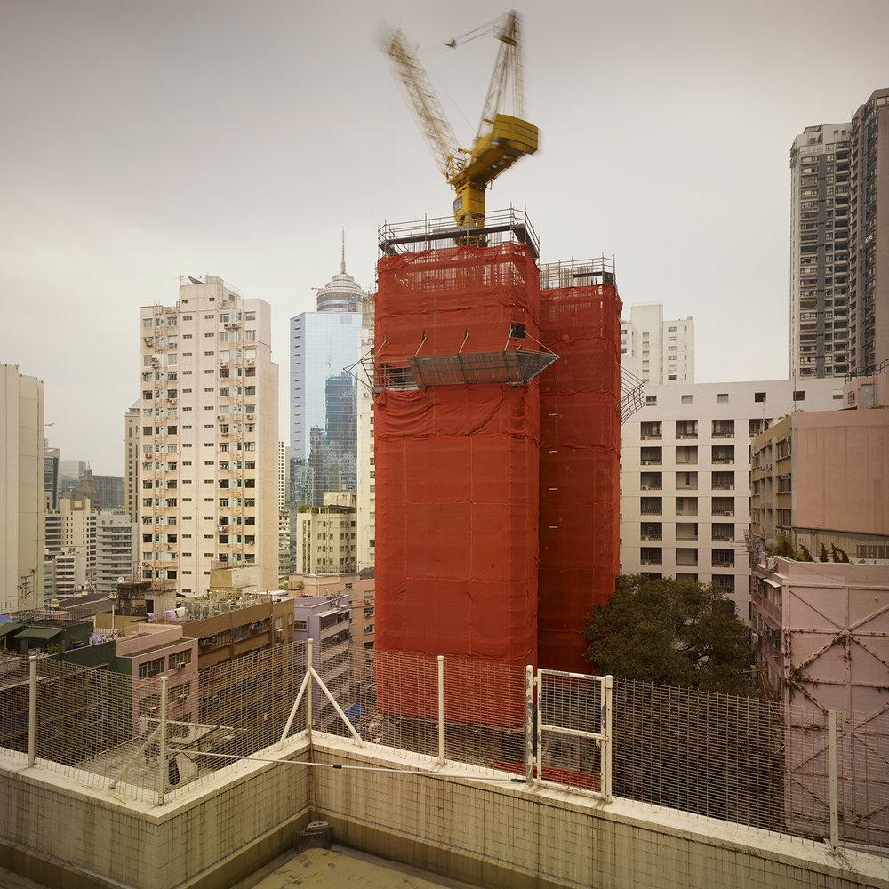 Maroon Cocoon, Hong Kong - 2011