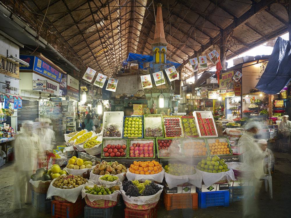 Crawford Market #1, Mumbai, India - 2013.jpg