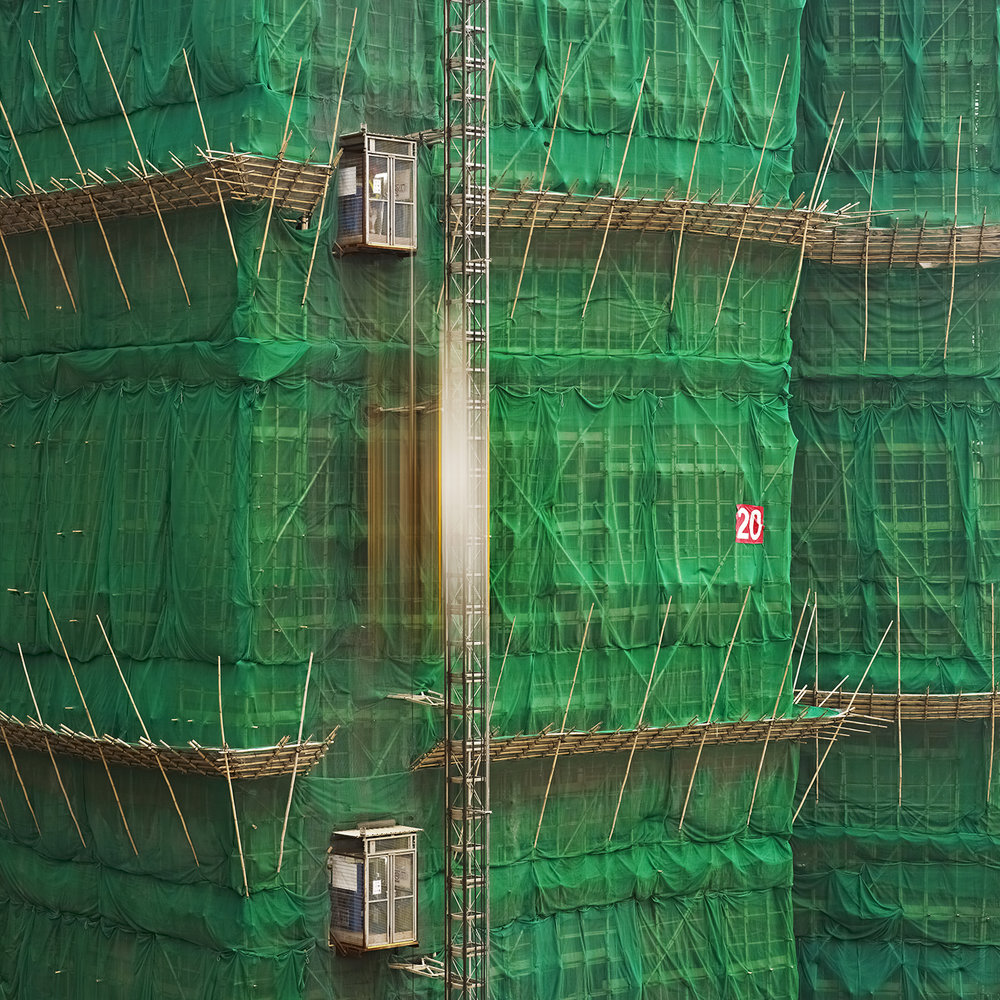 Cocoon and Lift, Hong Kong - 2011