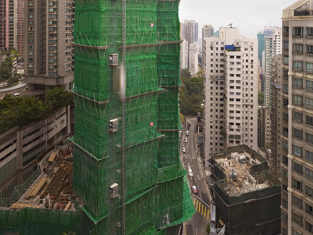 Castle Street Cocoon, Hong Kong - 2011