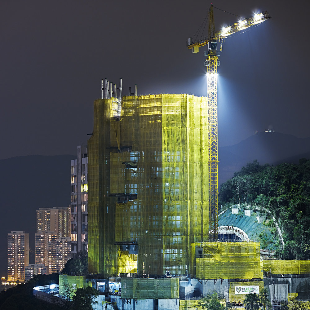 Yellow Night Cocoon, Hong Kong - 2011 copy.jpg