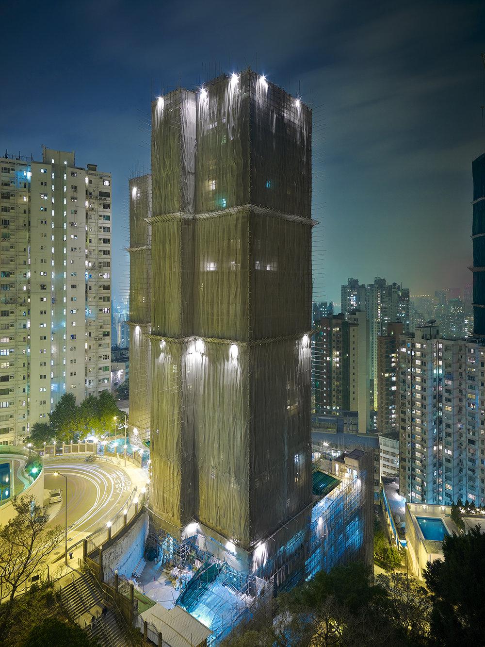 Tai Hang Cocoon, Hong Kong - 2011