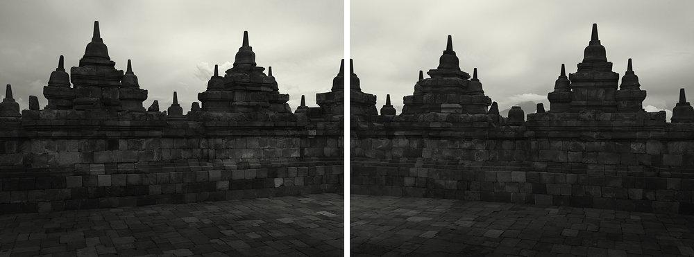 Borobudur diptych.jpg