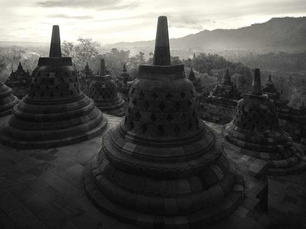 Dawn, Borobudur, Indonesia - 2013.jpg