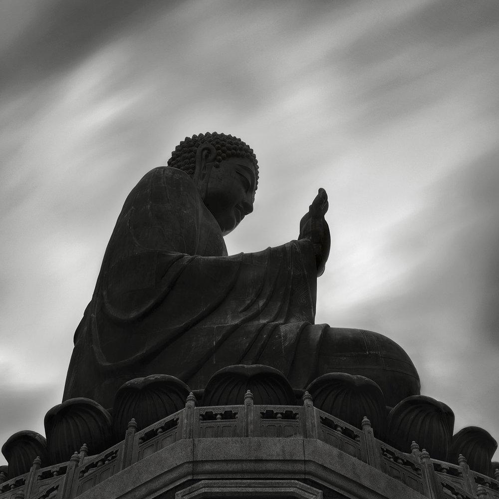 Buddha, Hong Kong - 2009.jpg